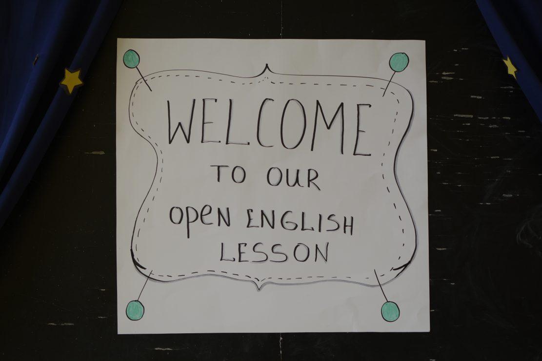 Английски език в игри